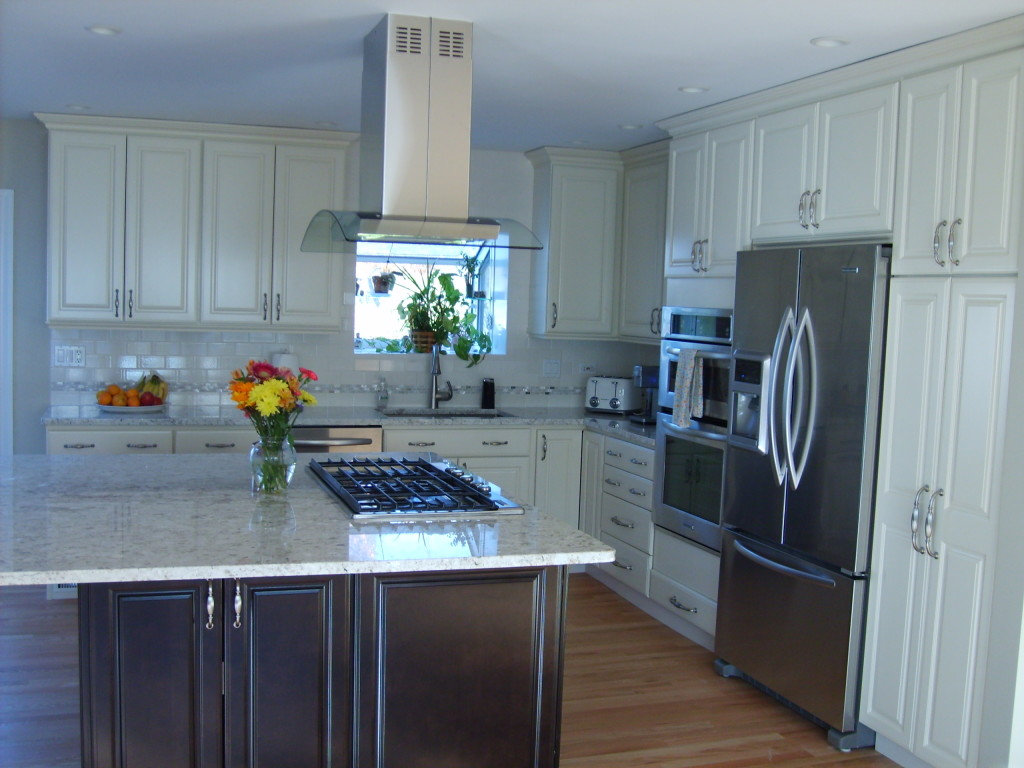 Oak Brook IL Kitchen Renovation & Home Remodeling from Americraft Inc.
