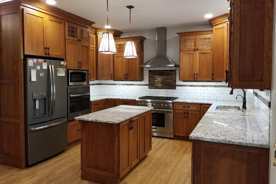 Americraft Kitchen Remodeling