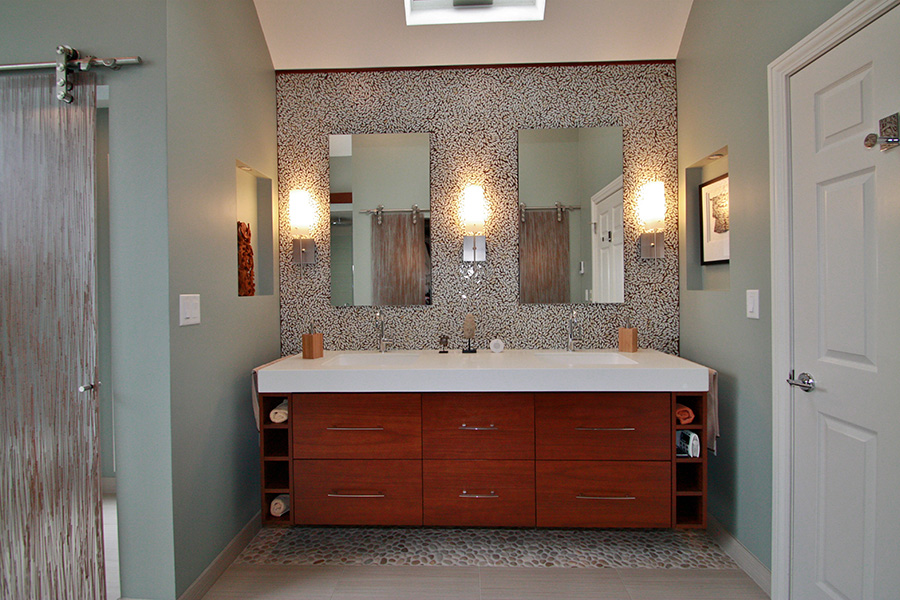 Americraft Bathroom Remodel