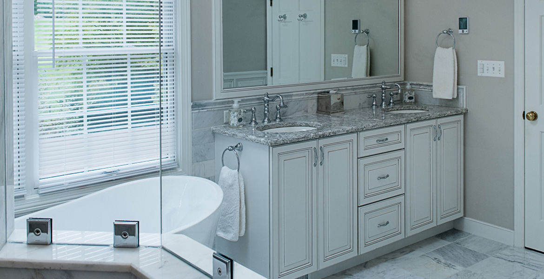 Americraft Woodridge Master Bath Remodel